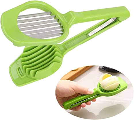 Egg Slicer Multi Purpose Slicer kitchen tools kiwi strawberry egg Fruit cutter