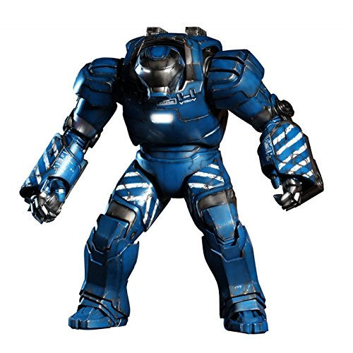 Iron Man 3 Movie Masterpiece Iron Man Mark 38 Igor 1:6 Collectible -