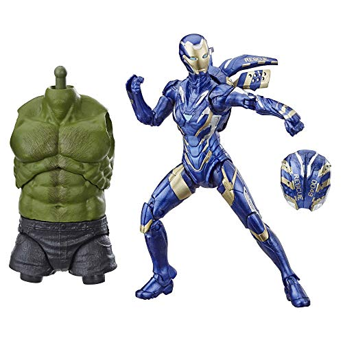 Avengers Marvel Legends Series Endgame Marvel's Rescue 6-inch Collectible Action Fig from Avengers