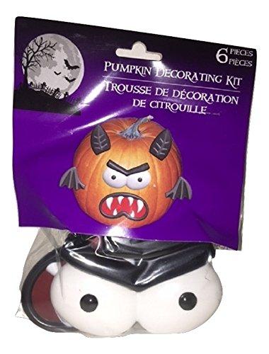 [Vampire Pumpkin Decorating Kits Halloween USA Seller] (Women Homemade Vampire Costume)