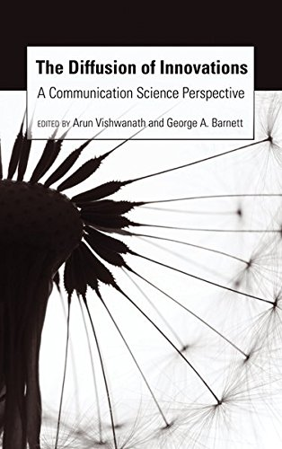 The Diffusion of Innovations: A Communication Science Perspective by Brand: Peter Lang Publishing