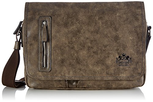 Brown Hobos Adults' Laptoptasche and Kern Otto Brown Shoulder Unisex Bag xp6qznR