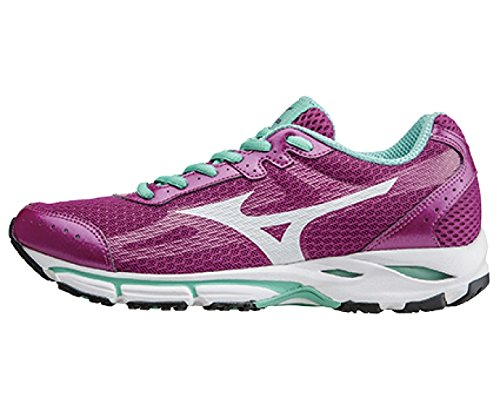 à Chaussure 2 De SS15 Mizuno Course Resolute Pied Purple Wave Women's xq4wZaAH07