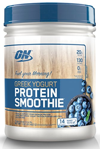 OPTIMUM NUTRITION Servings Smoothie Blueberry