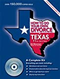 How to Do Your Own Divorce in Texas, Ed Sherman, 0944508634