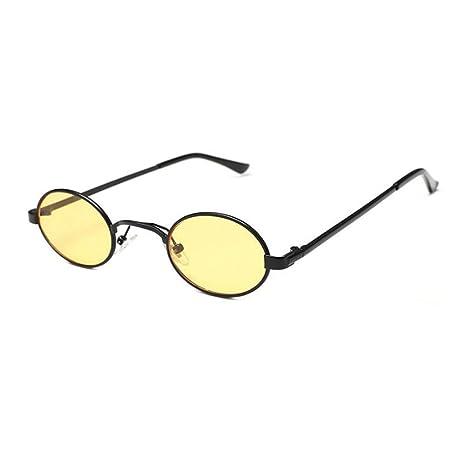 Honey Occhiali da Sole Occhiali Rotondi Vintage Guida Sicura Accessori per  Visiera da Uomo E da f4be8a6e1e86