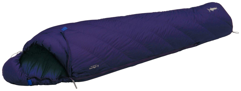 モンベル(mont-bell) 寝袋 アルパイン ダウンハガー800#7 [最低使用温度8度] エッグプラント 1121304-EP B00V5WMEKQ