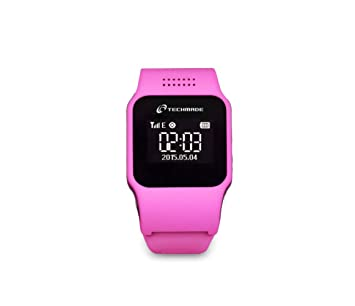 Smartwatch Techmade T-WATCH TECHWATCH-PK ROSA con ranura SIM ...