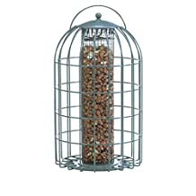 """The Nuttery 2-In-1 Feeder-14.2""""H X 7.9""""Dia"""
