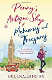 Penny's Antique Shop of Memories and Treasures: A feel-good romance for lovers of happy endings