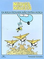 NIQUEL NAUSEA EM BOCA FECHADA