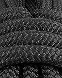 Nylon Double Braid Rope, Domestic