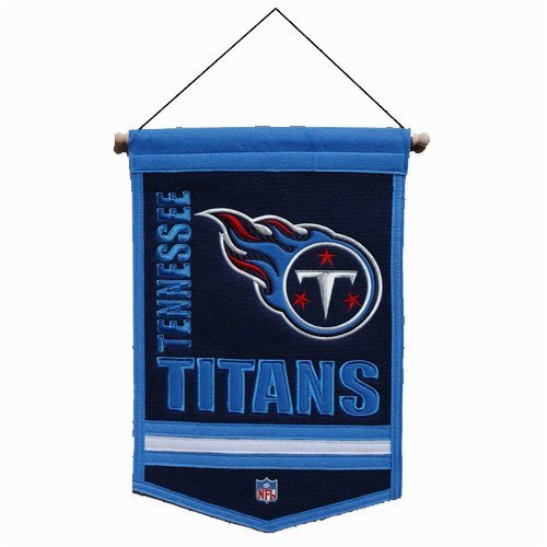 Tennessee Titans Traditions Banner (Tennessee Titans Display)