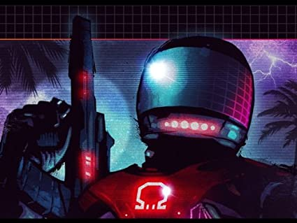 Final, Far cry 3 blood dragon there's nothing