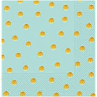 Roll-Up Kağıt Peçete Pastel Düşler, Mint Yeşili, 33x33 cm, 20'li