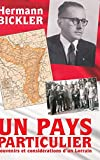 Book Cover for Un pays particulier (French Edition)