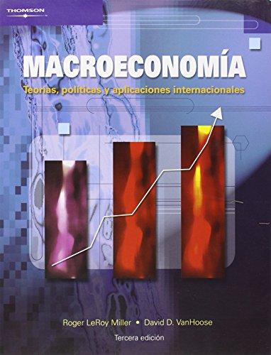 Macroeconomia/ Macroeconomic (Spanish Edition)