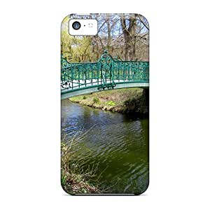 fenglinlinMXk3386qQoS Cases Skin Protector For iphone 6 4.7 inch Stream Bridge With Nice Appearance