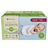 Branded Member'S Mark Comfort Care Baby Diapers, Newborn Up To 10 Lbs. (108 Ct.) (Bulk Qty at Whoesale Price, Genuine & Soft Baby diaper)
