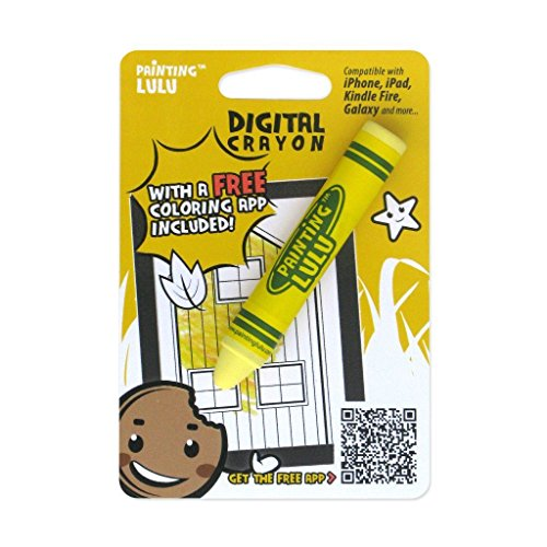 best-stylus-for-kids-fun-crayon-stylus-pen-yellow-kids-stylus-for-ipad-tablets-and-touch-screens