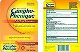 Campho-Phenique Cold Sore Gel Original, 0.23 Oz