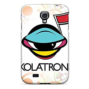 Awesome Design Akolatronic Hard Case Cover For Galaxy S4