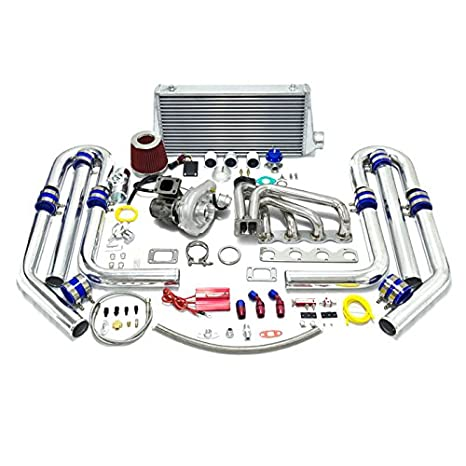 Amazon.com: High Performance Upgrade T04E T3 3pc Turbo Kit - BMW M10 l4 4Cyl Engine: Automotive