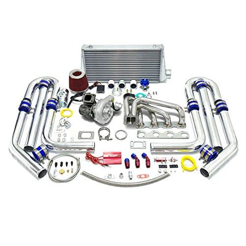 Bmw Turbo Kit (High Performance Upgrade T04E T3 16pc Turbo Kit - BMW M10 l4 4Cyl Engine)
