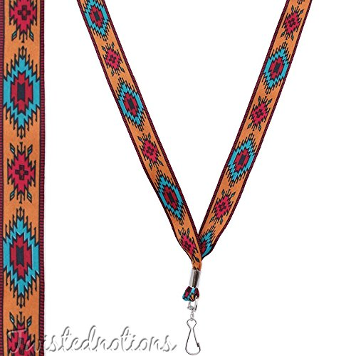 Native Spirit Design Orange Printed product image