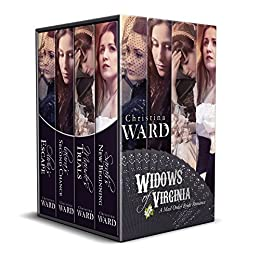 Widows of Virginia Boxset: Mail Order Bride Romance by [Ward, Christina]
