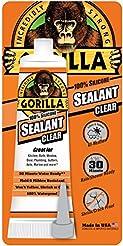Gorilla 100 Percent Silicone Sealant Cau...