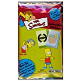 The Simpsons Single Trading Card Pack