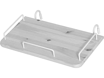 Amazonde Flexa Classic Nachttisch Weiß Lasiert Zum Einhängen Für