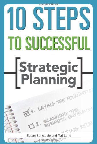10 Steps Successful Strategic Planning product image