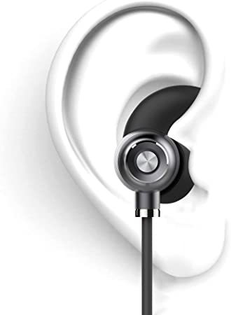CVC 6.0 Noise Cancellation Apple Works with Samsung,Google Pixel,LG Boxgear LG Optimus G Pro E985 Bluetooth Headset in-Ear Running Earbuds IPX4 Waterproof with Mic Stereo Earphones