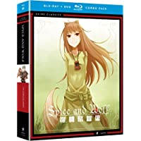 Spice & Wolf: Complete Series (Blu-ray/DVD Combo)