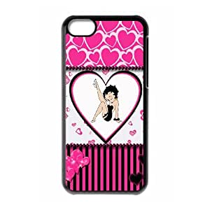 Generic Case Betty Boop For iPhone 5C Q2A9218588