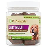 Daily Multi for Dogs Pet Naturals of Vermont 50 Chewable