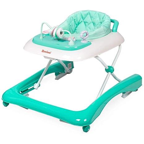baninni Pio bebé niños Andador gehfrei Walker unidad carro 2 en 1 Función 13016 – Centro