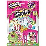Topps - Sh26 - Shopkins - Album + 50 Stickers