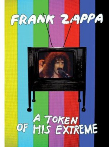 Frank Zappa - Token of His Extreme (Japan - Import, NTSC Format)
