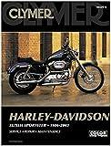 Clymer Harley-Davidson XL/XLH Sportster