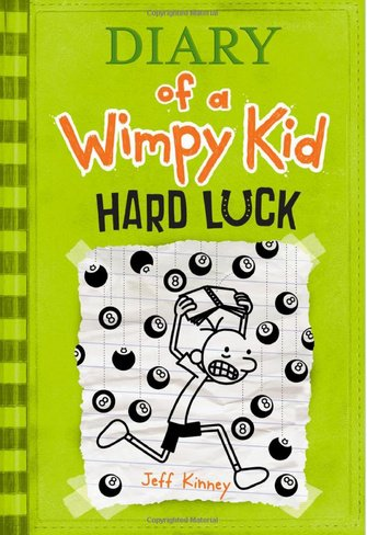 Diary of a Wimply Kid, Hard Luck