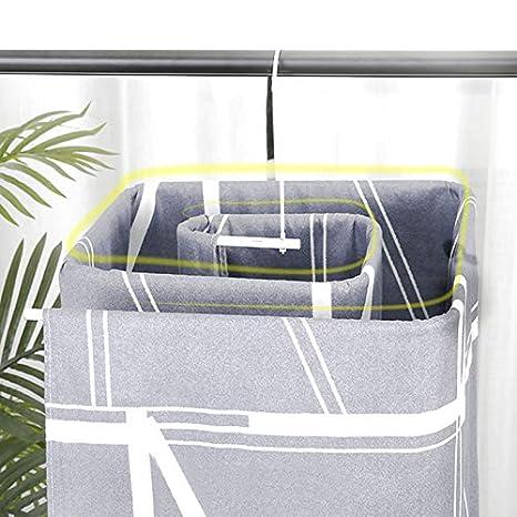 Amazon.com: XFTOPSE - Tendedero giratorio multifunción, con ...