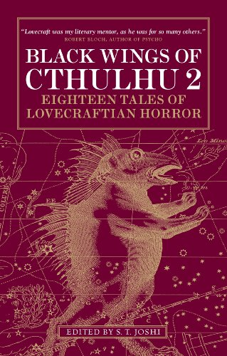 Wing Two Story - Black Wings of Cthulhu (Volume Two)