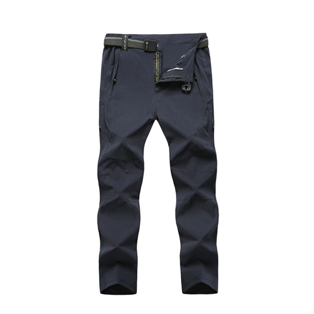 Modern Fantasy Mens Casual Quick-Dry Uv Pants Big Size