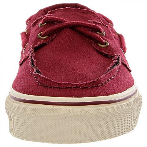 Vans Zapato Del Barco Unisex - Erwachsene Sneaker tawny port marshmallow