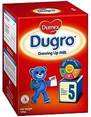 Dumex Dugro Growing Up Kid Milk Formula Stage 5 (2x800g)