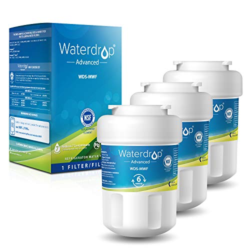 Waterdrop MWF NSF 53&42 Certified Refrigerator Water Filter