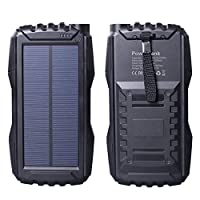 Portable Solar Phone Charger Friengood S...